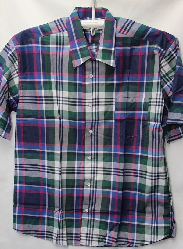 Рубашки мужские Турция оптом 2004523 3636-40