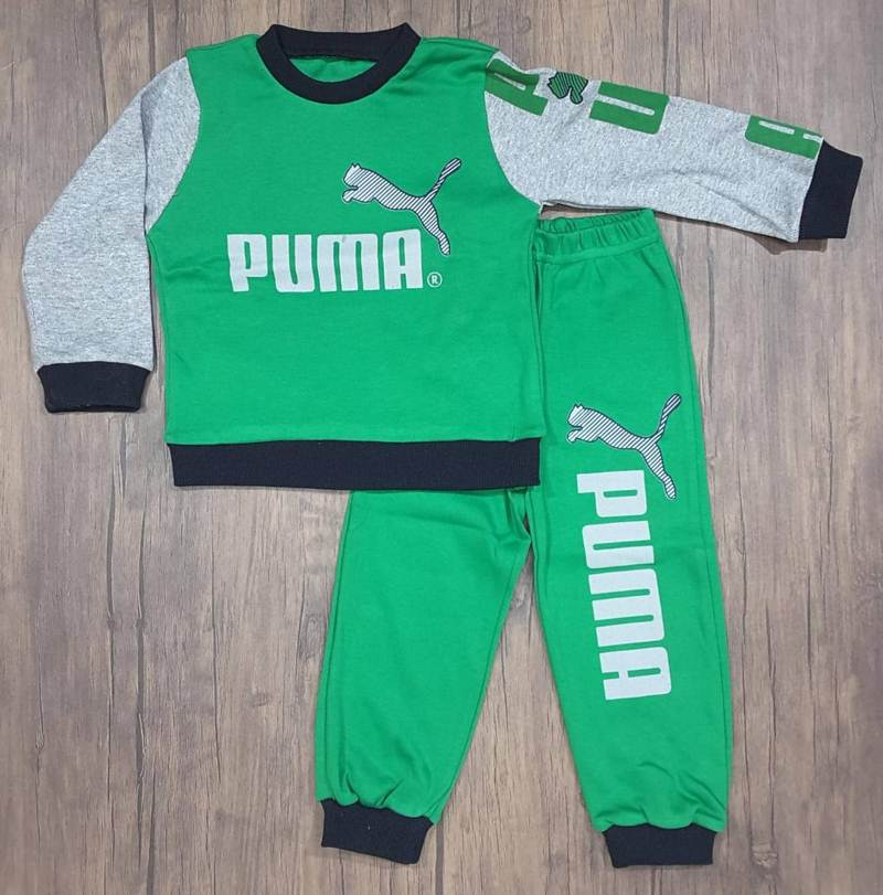 Спортивный костюм детский PUMA оптом 32489075 3-13