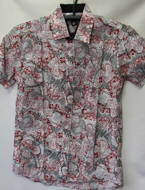 Рубашки мужские Турция оптом 2004523 3636-64