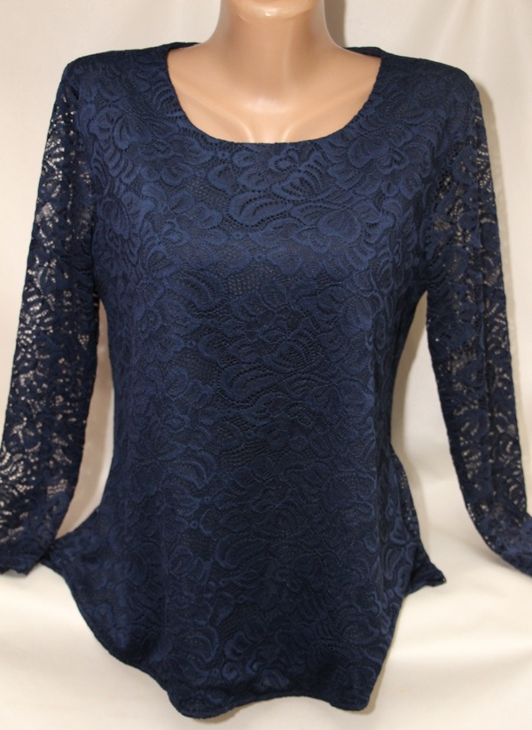 Блузы женские оптом 05083030 101-1