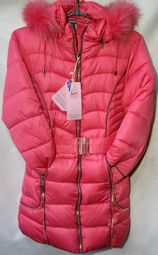 Куртка LIA детская зимняя оптом 20095534 1618-3