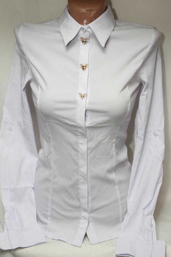 Блузы школьные оптом 04728193 93100