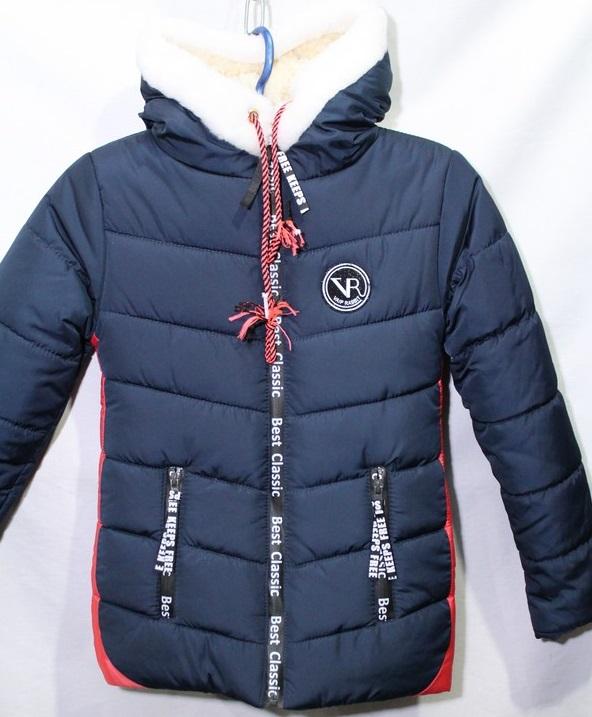 Куртки детские Турция оптом 48769351 7531-2