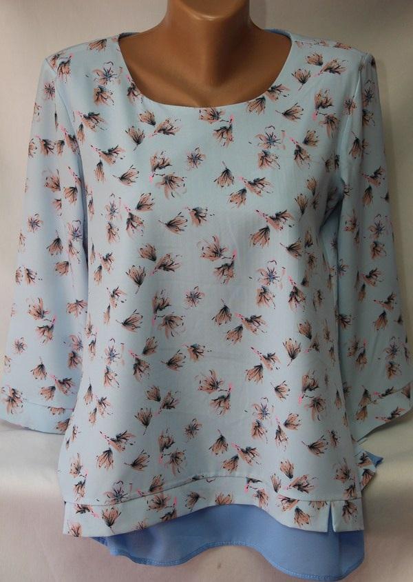 Блузы женские оптом 05043030 65-6
