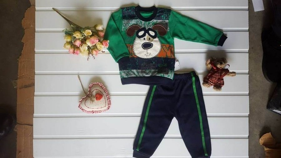 Ночные пижамы детские оптом 72319864 2-21
