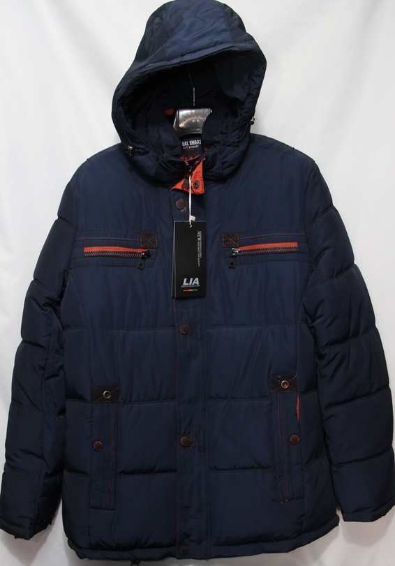 Куртки мужские LIA оптом 28643071 1703