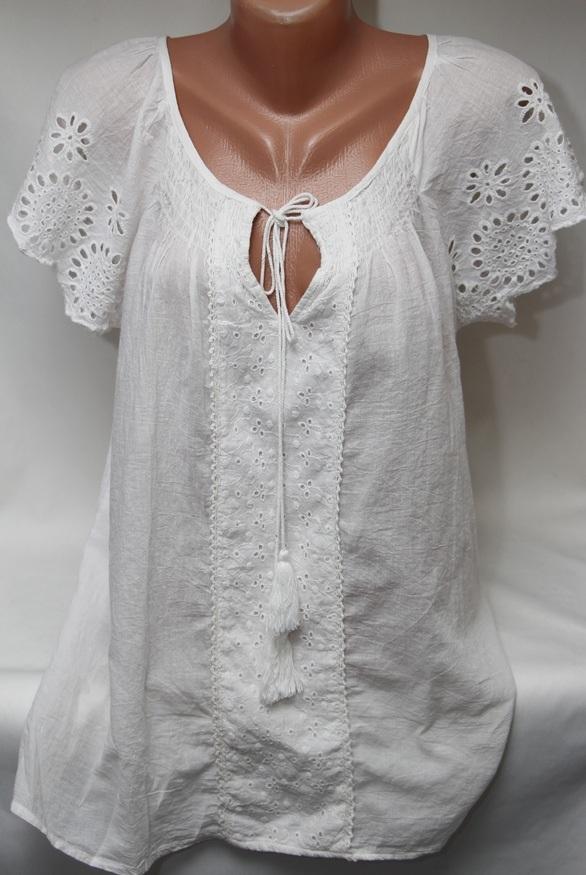 Блузы женские оптом 12061174 7686-1