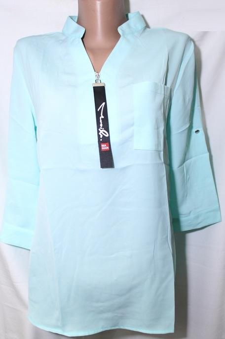 Рубашки женские оптом 19367504 В1872-1