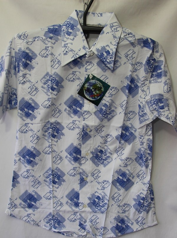 Рубашки мужские Турция оптом 2004523 3636-78