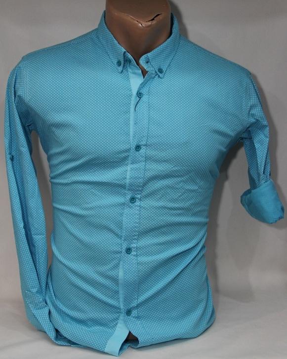 Рубашки подростковые Турция оптом  26084721 003-15