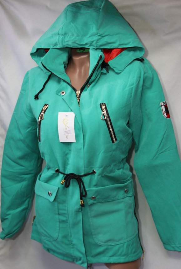Куртки женские оптом 0908927 3121-3