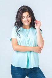 Блузки женские БАТАЛ оптом 36257190 172-63