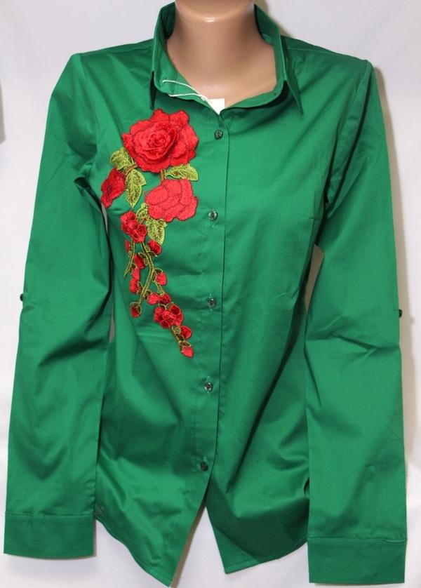 Рубашки женские оптом  09093030 015-3