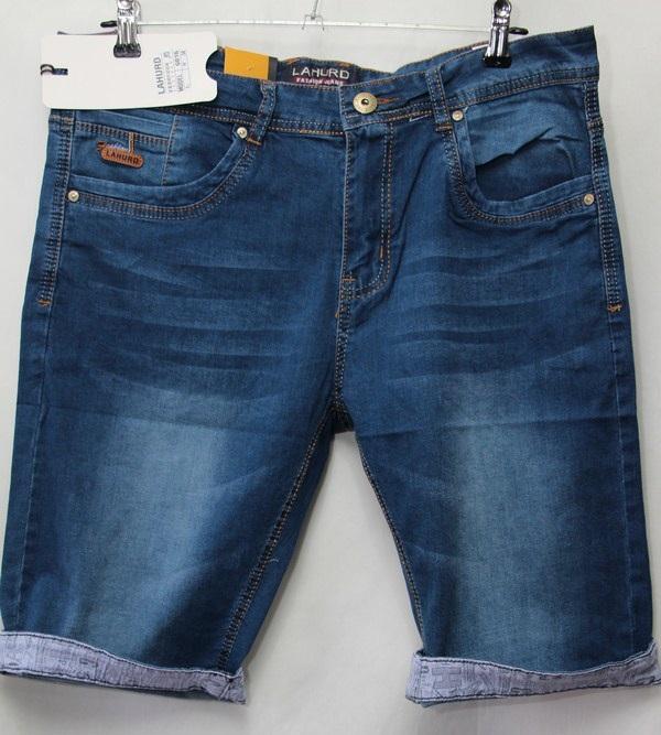 Шорты джинсовые мужские батал оптом 53904268 6016