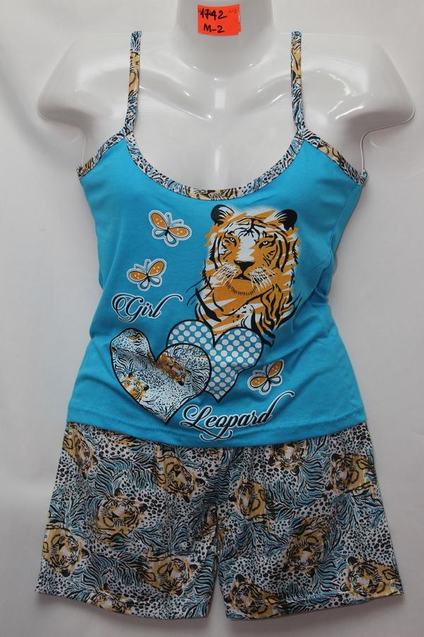 Пижамы  женские оптом 16061005 8286-61