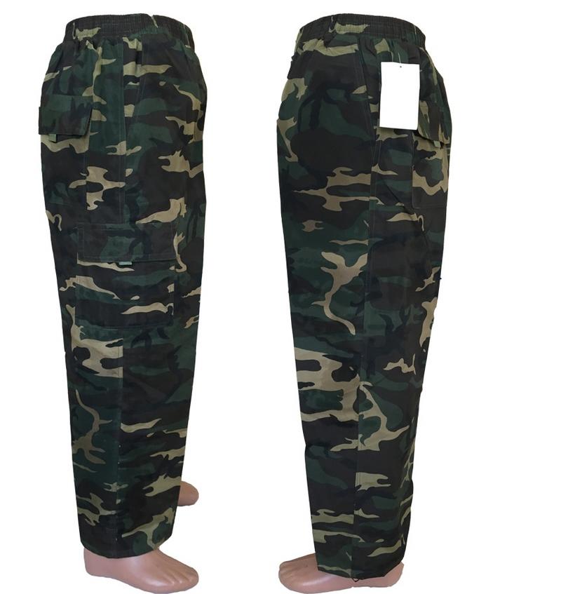 Спортивные штаны мужские оптом 67915234 K1