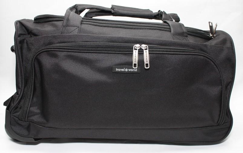 Дорожные сумки оптом 62937458 53 BLK