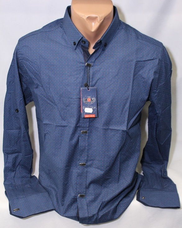 Рубашки PAUL STAR мужскиеТурция оптом 53241986