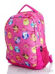 Рюкзак, Back pack оптом 877 pink