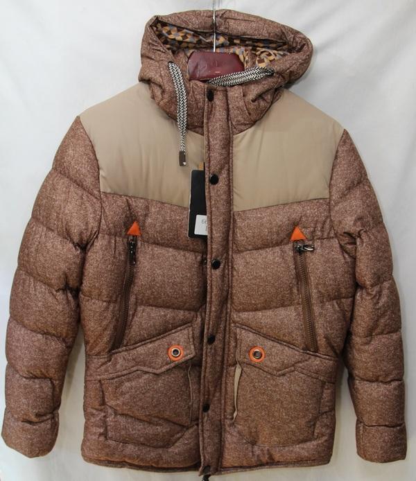 Куртки мужские оптом 21081420 6683-4