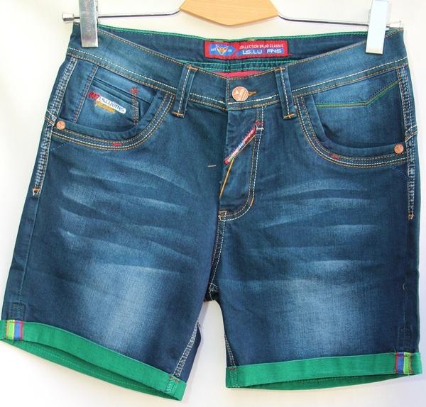 Шорты джинсовые мужские оптом 43695217 25042