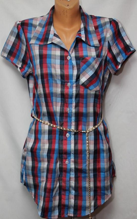 Рубашка женская оптом 18021410 247