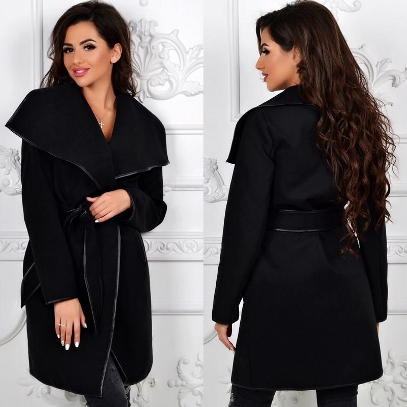 Пальто женские оптом  14105540 341-1-9