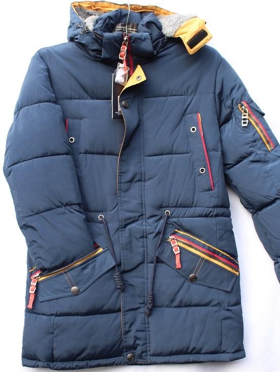 Куртки мужские зимние Kaida оптом 30127598 K-32-142