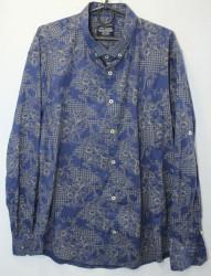 Рубашки мужские APEKS TRIKO оптом 96305147 11-197