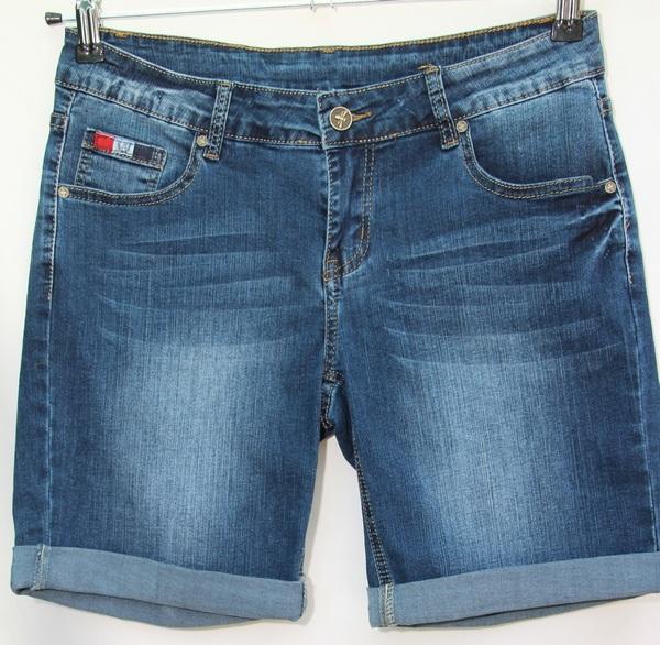 Шорты джинсовые женские NEW JEANS оптом 03284695 1333