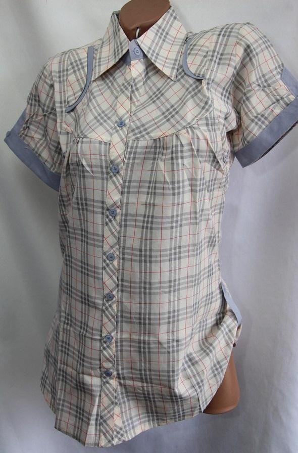 Рубашки мужские оптом 1903286 5553-1