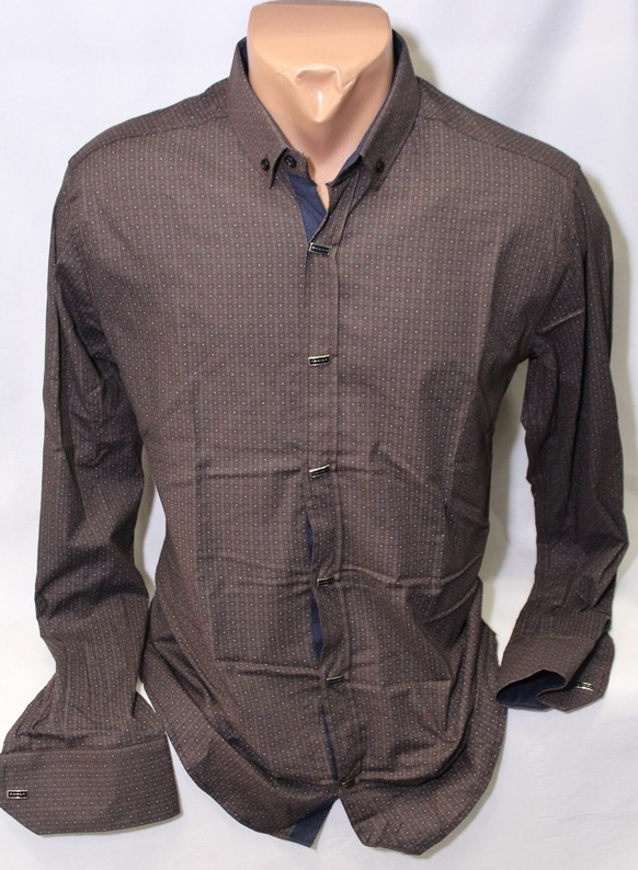 Рубашки PAUL STAR мужскиеТурция оптом 67235891