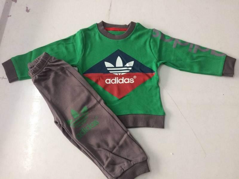 Спортивный костюм детский ADADAS оптом 10976253 4-16