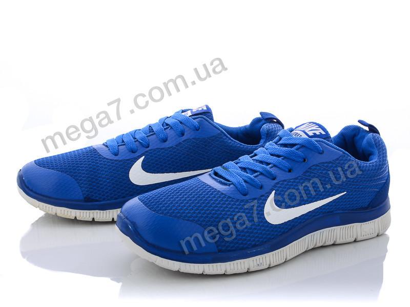 Кроссовки, Class Shoes оптом А801 синий