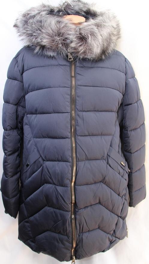 Куртки SAINT WISH женские БАТАЛ оптом 16092110 826-7