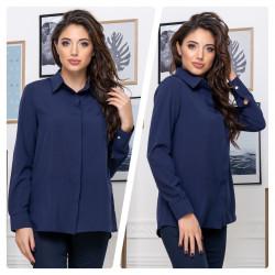 Рубашки женские оптом 53610748  443-2