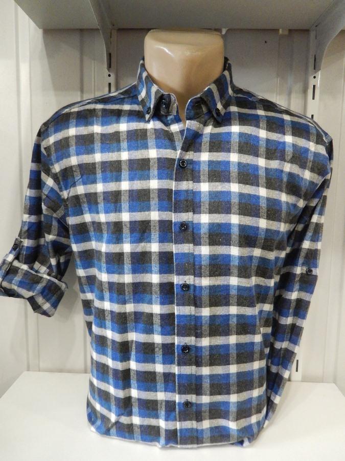 Рубашки мужские оптом 15101830 0222-53