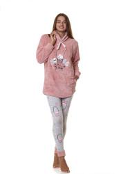 Пижамы женские оптом 09683742    26011-10