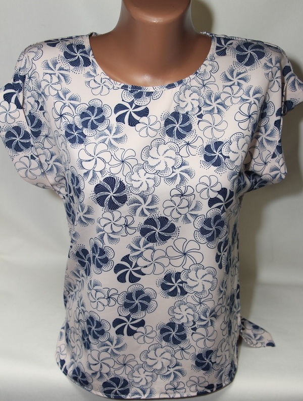 Блузы женские оптгом 06074010 3334-5
