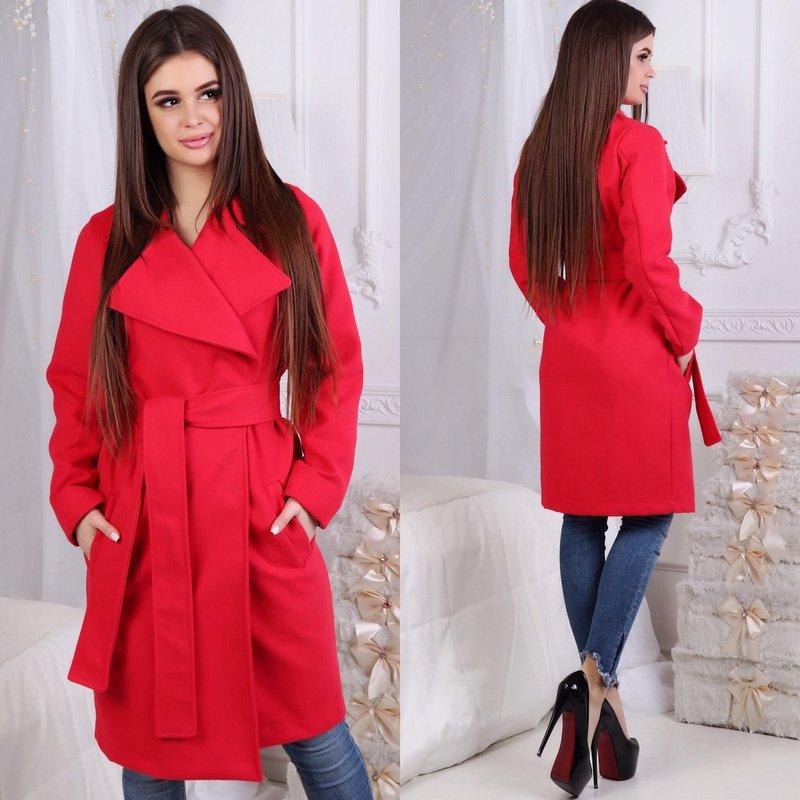 Пальто женские оптом 49105387 10-1