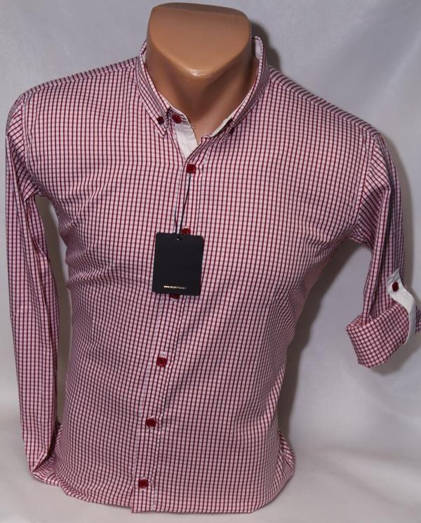 Рубашки подростковые  оптом 12584769 2168-5