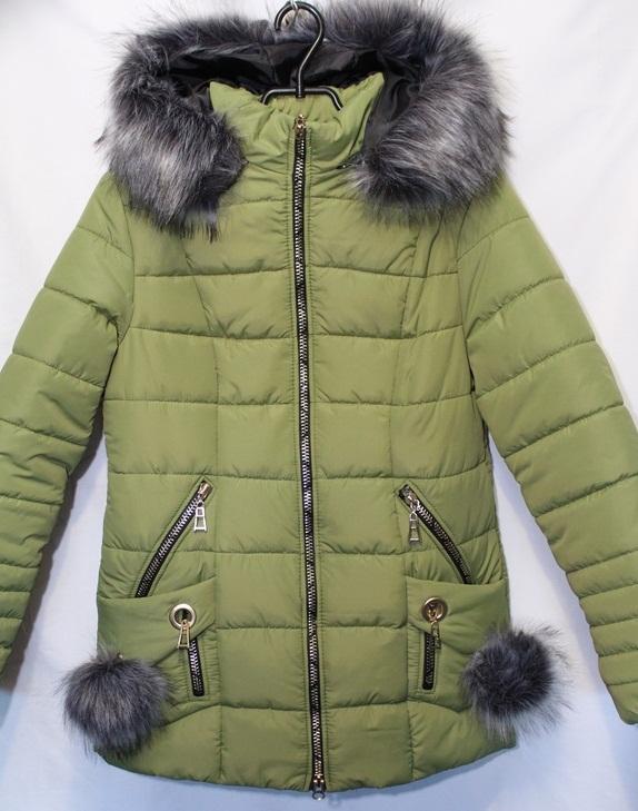 Куртки  Украина женские  оптом 17469830 7535-2