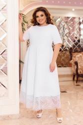 Платья женские БАТАЛ оптом 31927465  135-6