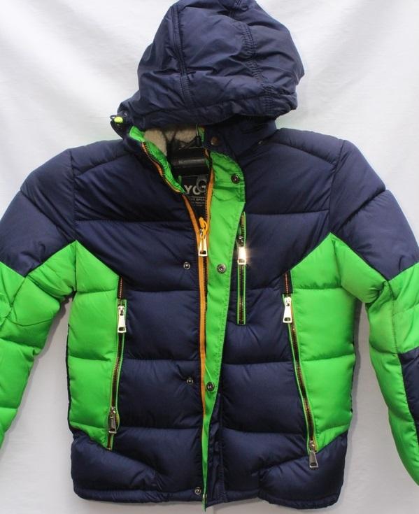 Куртки детские HSWD оптом 78519364 H17-4-10