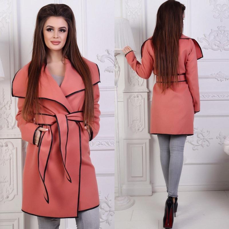 Пальто женские оптом 18594307 852-7