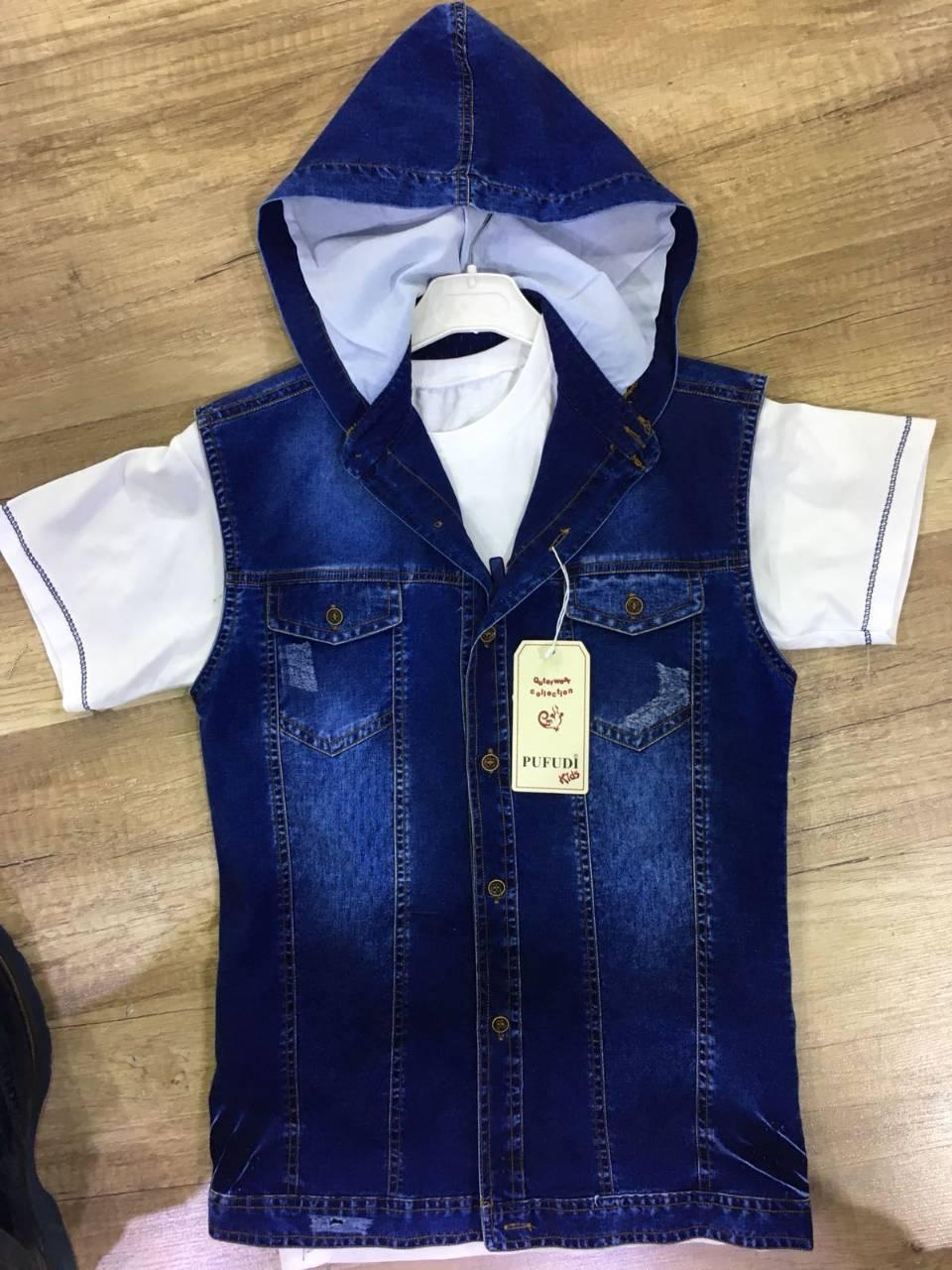 рубашки  детские оптом 38752901 2-11