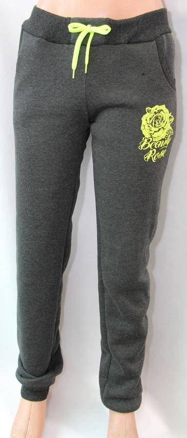 Спортивные штаны женские оптом  1109983 163-63