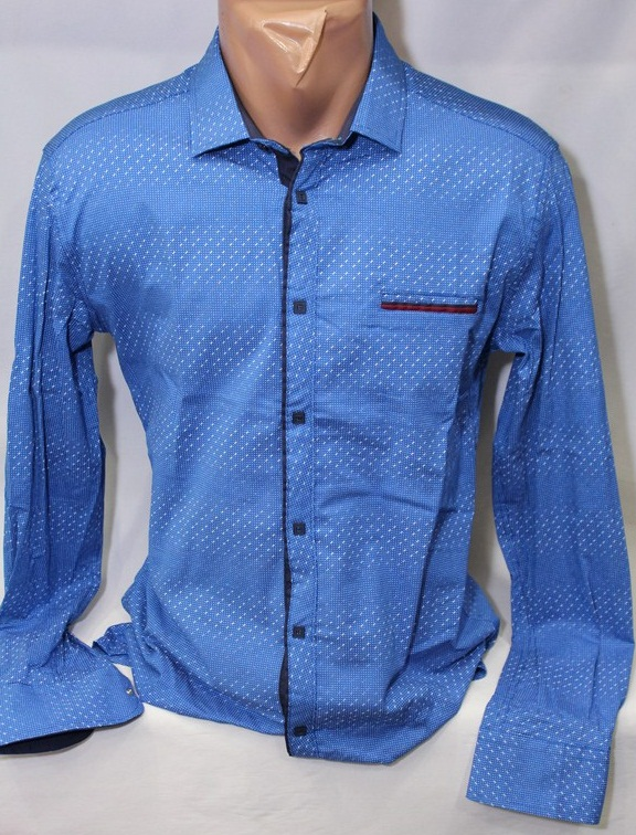 Рубашки PAUL STAR мужскиеТурция оптом 67405218