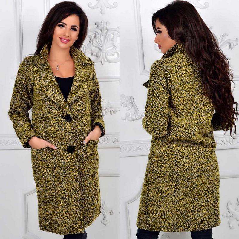 Пальто женские оптом  14105540 342-1-6
