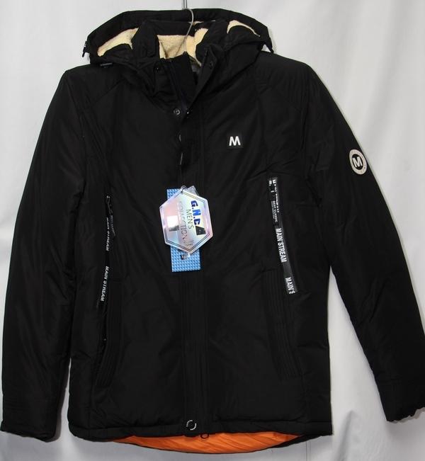 Куртки мужские зимние G.N.C. оптом 07101256 E-35-3
